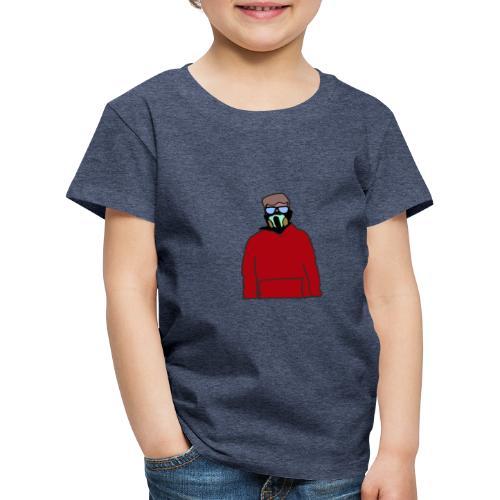 Ogicial kaplecakes merch - Kinderen Premium T-shirt