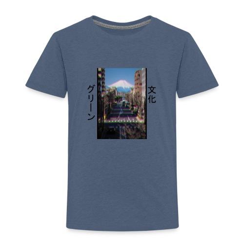 Japanese Art - Premium-T-shirt barn