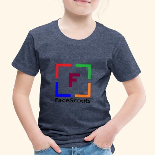 Logo FaceScouts - T-shirt Premium Enfant