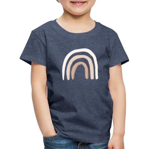 Bono Regenbogen #BohoKollektion - Kinder Premium T-Shirt