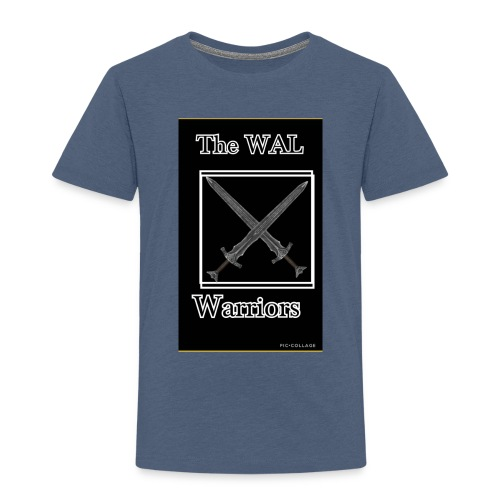 WAL Warriors - Kids' Premium T-Shirt