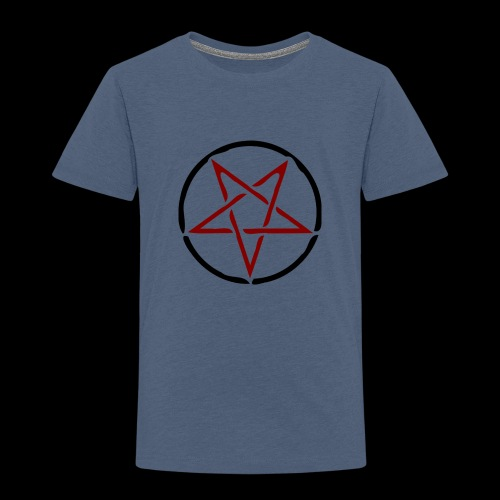 pentagram - Kids' Premium T-Shirt