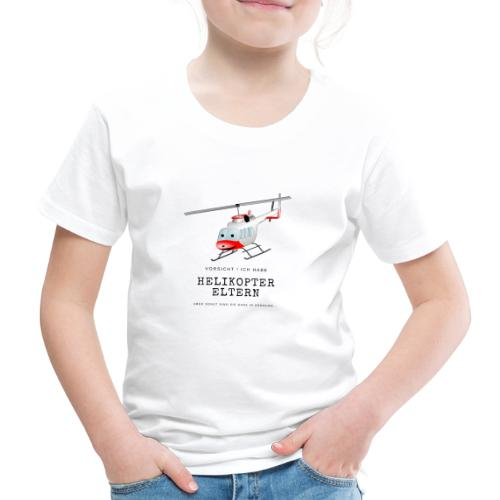 Helikoptereltern - Kinder Premium T-Shirt