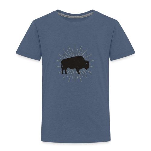 Bison - Kinder Premium T-Shirt