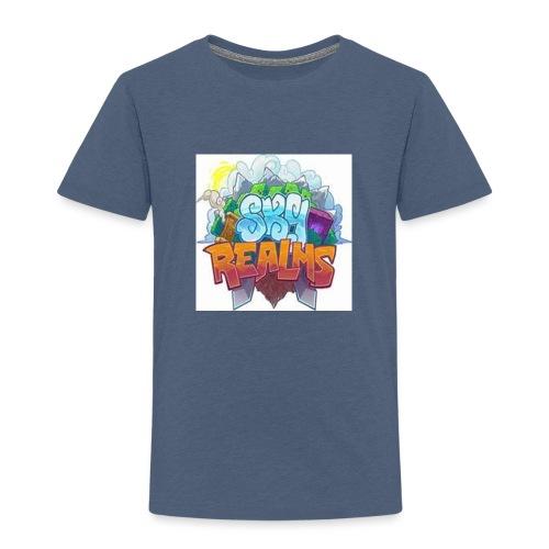 """Das Logo von ,,Sky Realms""""! - Kinder Premium T-Shirt"""