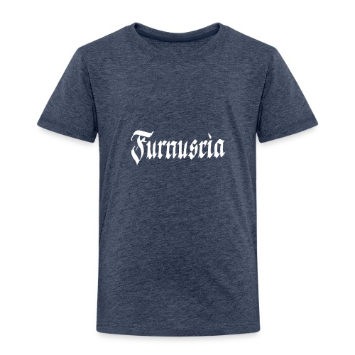 Furniscìa - Preoccupazione - #siculigrafia - Maglietta Premium per bambini