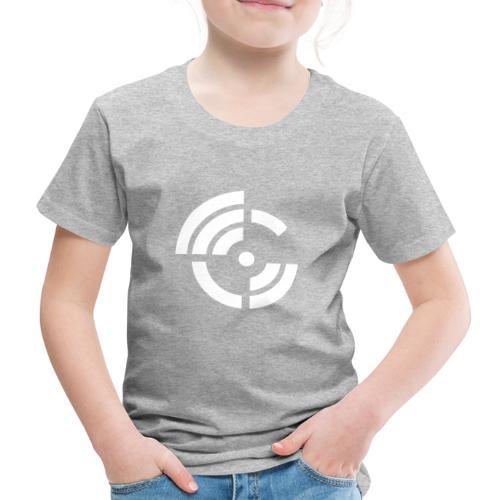 electroradio.fm logo - Kids' Premium T-Shirt