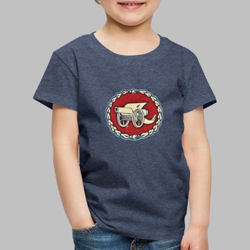 Odznaka działa polowego - Koszulka dziecięca Premium