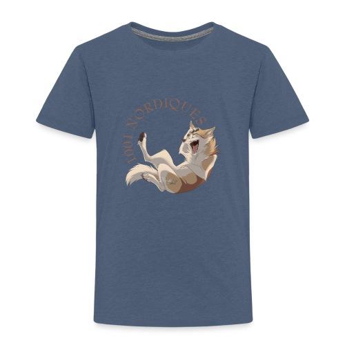 1001nordiques haxo plié de rire - T-shirt Premium Enfant