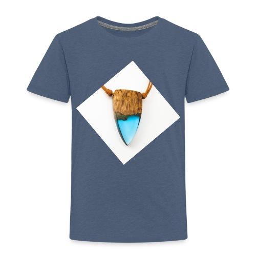 stenalderens diamant - Børne premium T-shirt