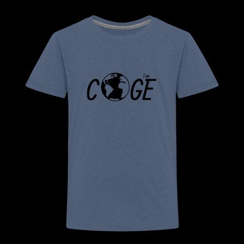 Coge - Premium T-skjorte for barn
