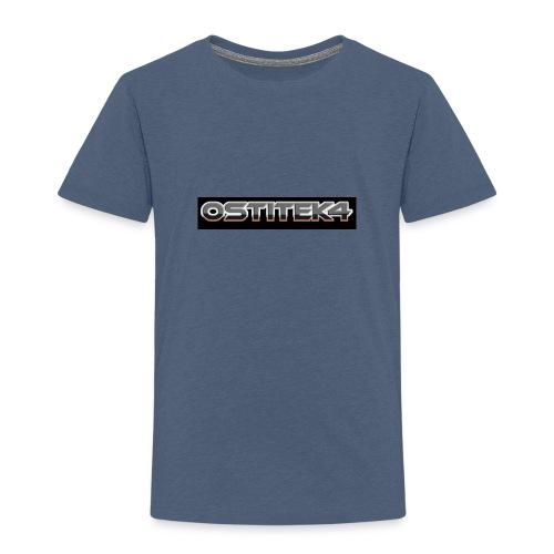 awesome font - Kids' Premium T-Shirt