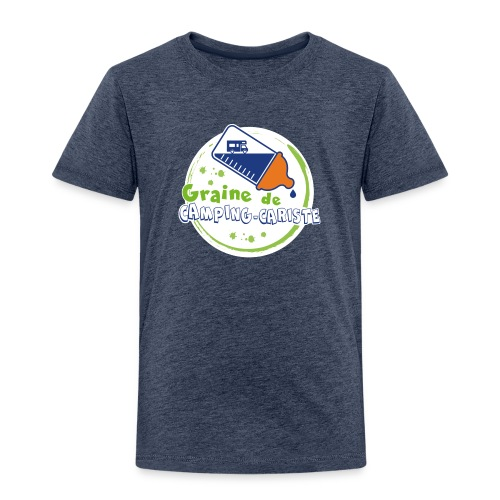 Graine de Camping-Cariste - T-shirt Premium Enfant