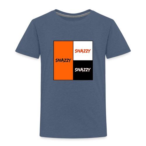 Snazzy - Premium T-skjorte for barn