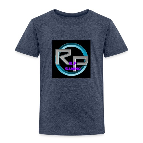 youtube4 logo - Kids' Premium T-Shirt