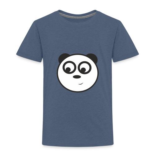 panda face /cara de panda - Camiseta premium niño