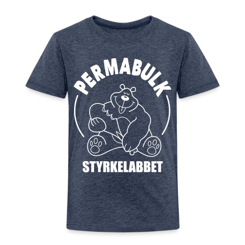 Permabulk - Premium-T-shirt barn