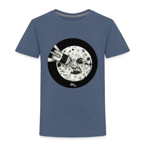 Viaje a la luna (Tributo a George Méliès) - Camiseta premium niño