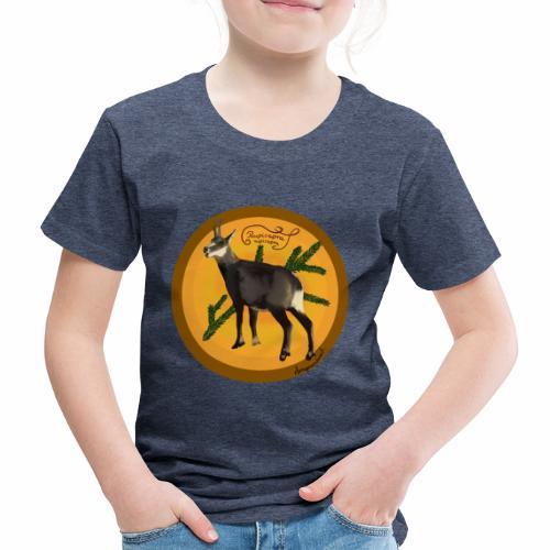 The chamois - Kids' Premium T-Shirt