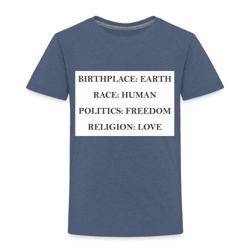 humanrace - Kids' Premium T-Shirt