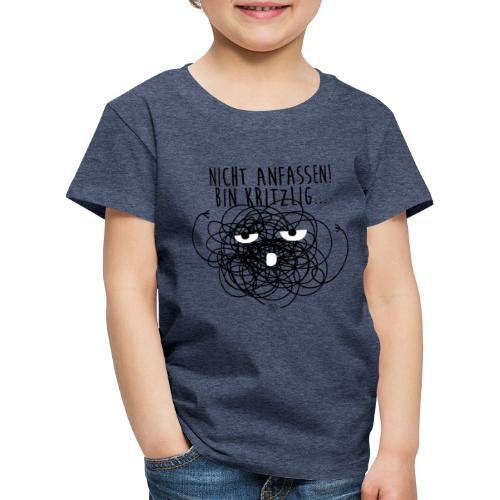 inky+sketch_014 - Kinder Premium T-Shirt