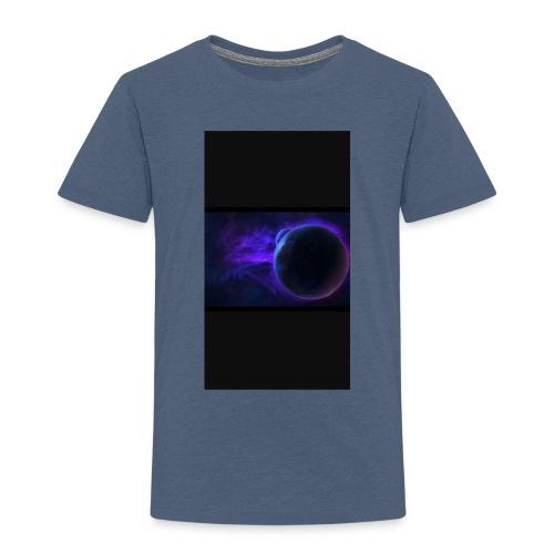 galaxy moon t-shirt - Kids' Premium T-Shirt