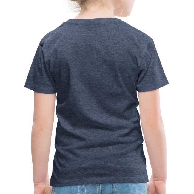"Vorschau: Ma sogt ned afoch ""I hob kan Hunga"" zua Oma - Kinder Premium T-Shirt"