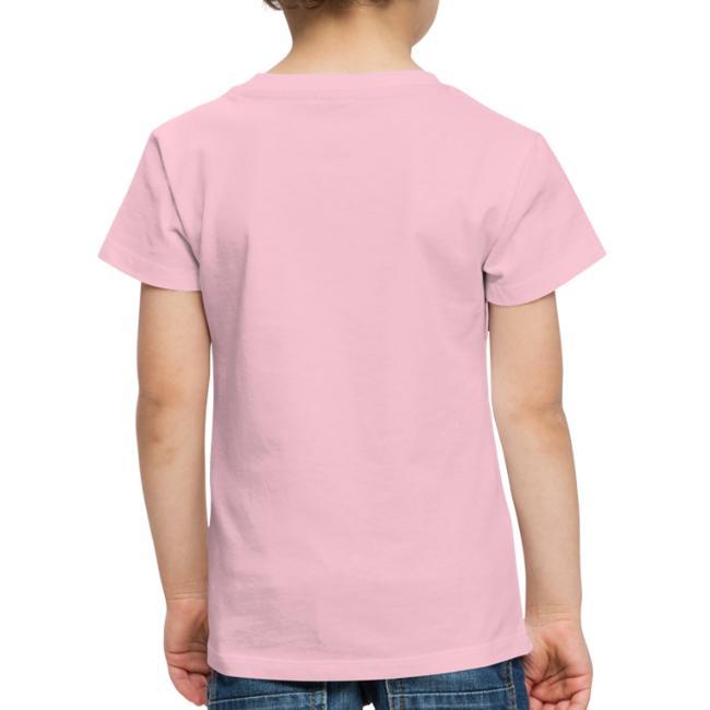 Vorschau: Ollas Wappla bis am Papa - Kinder Premium T-Shirt