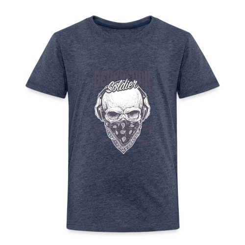 neurofunk soldier - T-shirt Premium Enfant