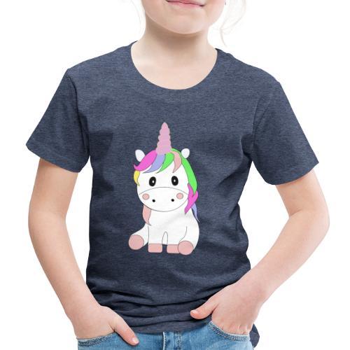 Magic Baby Unicorn - Kinder Premium T-Shirt