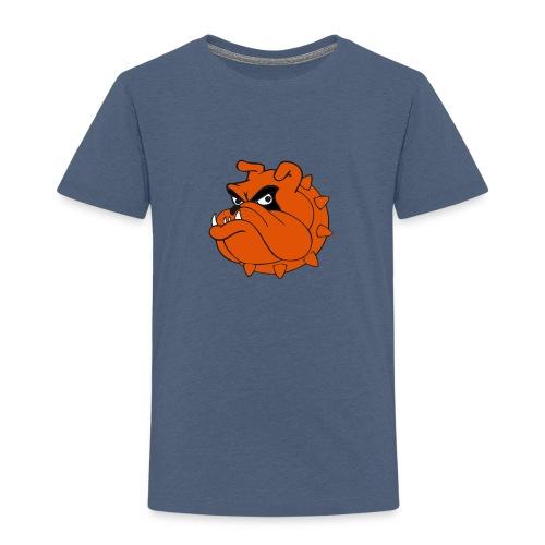 Bulldog Héros Animés - T-shirt Premium Enfant