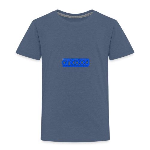 Logo AntDog - Kids' Premium T-Shirt
