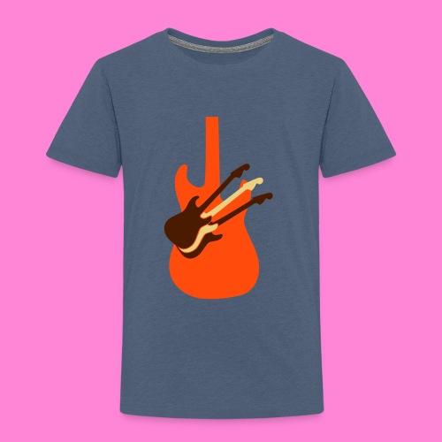 Guitar guitar - Kinderen Premium T-shirt