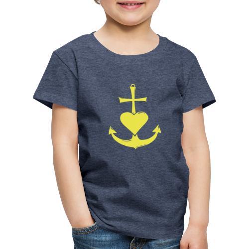 Glaube, Liebe, Hoffnung - Kinder Premium T-Shirt