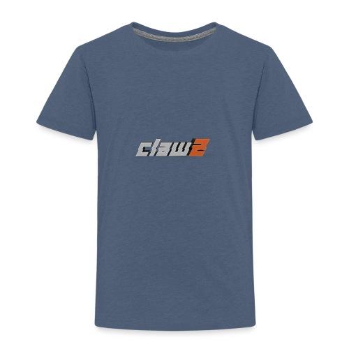 ClawZ Logo - Premium-T-shirt barn