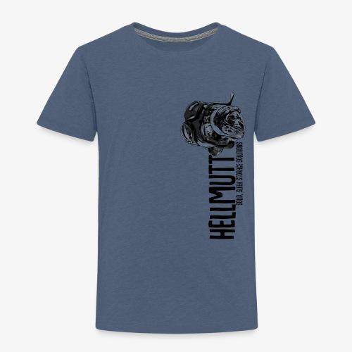 HellMutt Logo Standard - Kids' Premium T-Shirt