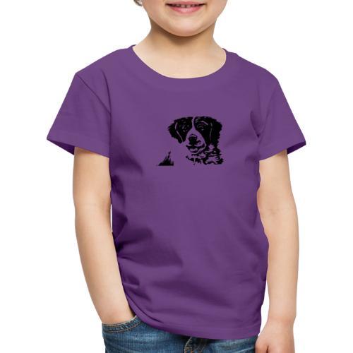 Barry - St-Bernard dog - Kinder Premium T-Shirt