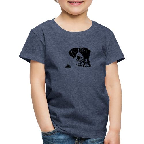 Barry - St-Bernard dog - Kinder Premium T-Shirt