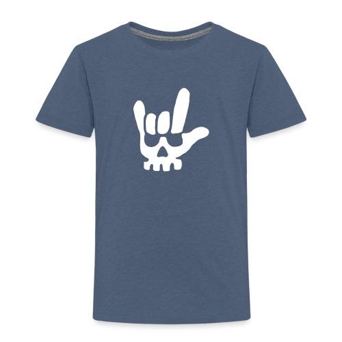 skull_7 - Maglietta Premium per bambini
