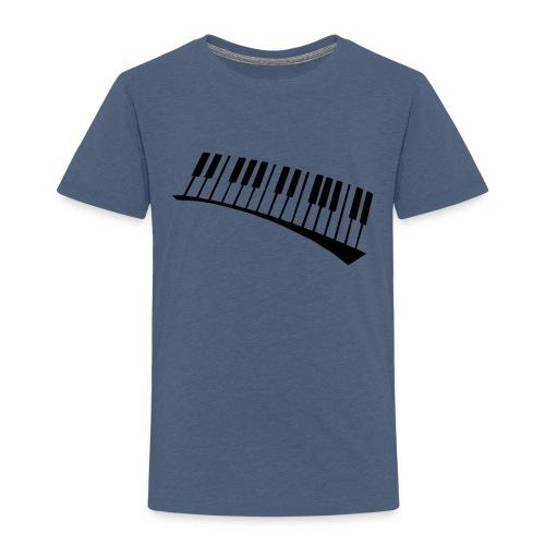 Piano - Camiseta premium niño