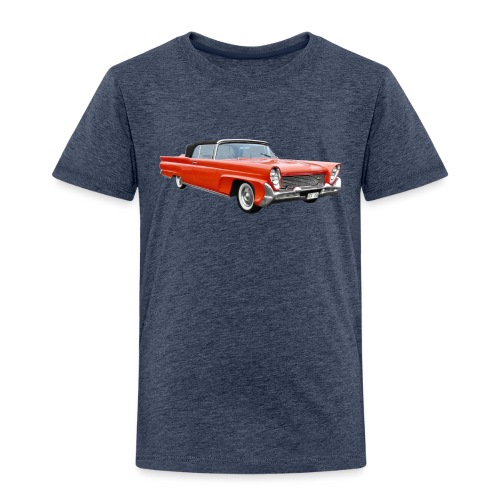 Red Classic Car - Kinderen Premium T-shirt