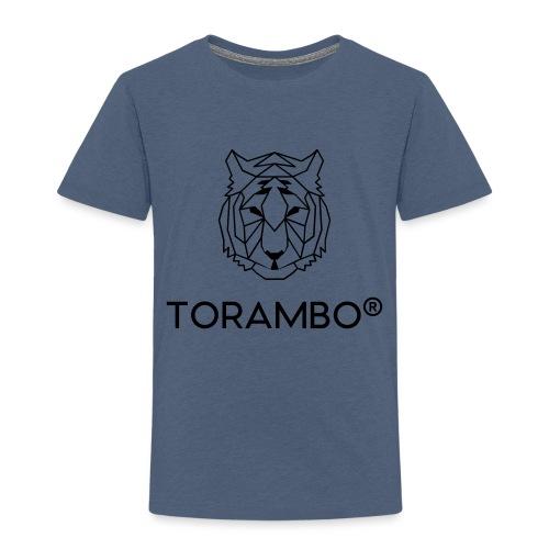 Black Torambo - Kinder Premium T-Shirt