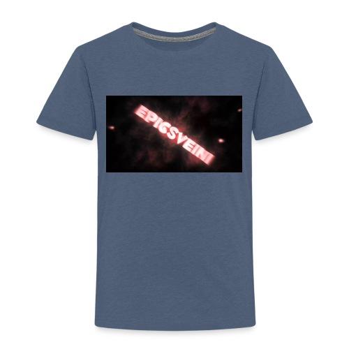 Epicsveini Musemappe - Premium T-skjorte for barn