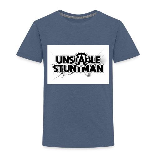 Unstable Stuntman - Premium-T-shirt barn