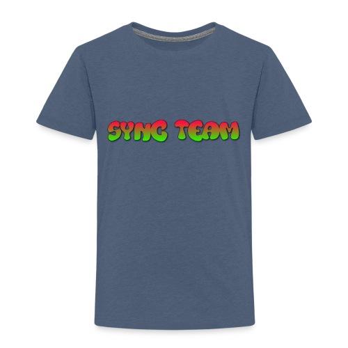 vêtement avec text SYNC TEAM - T-shirt Premium Enfant