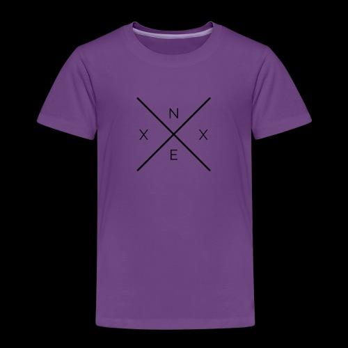 NEXX cross - Kinderen Premium T-shirt