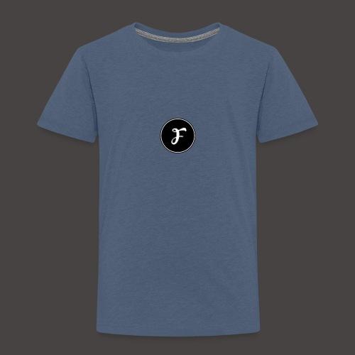 FluxCrew Logo - Kids' Premium T-Shirt