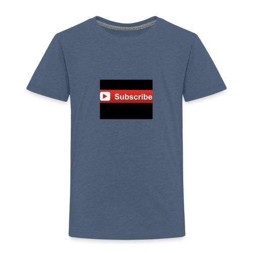 subsribe - Kids' Premium T-Shirt