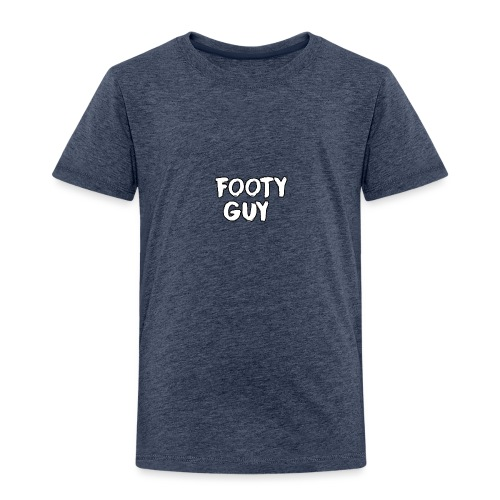 Footy Guy Basic Collection - Kids' Premium T-Shirt