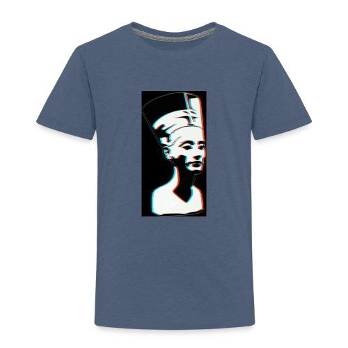 Glirch Nefertiti - Maglietta Premium per bambini